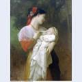 Maternal admiration 1869