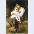 The elder sister 1886