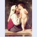 The kiss 1863
