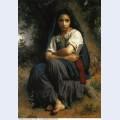 The little knitter 1875