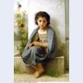 The little knitter 1882