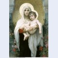 The madonna of the roses 1903