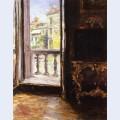 A venetian balcony
