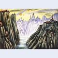 Lago monti