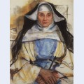 A nun of cassis
