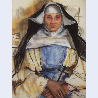 A nun of cassis