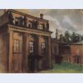Bobrinsky palace in petrograd
