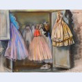 Closet of ballerina irina baranova