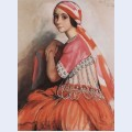 Portrait of a ballerina l a ivanova