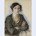 Portrait of ekaterina cavos hunter the artist s cousin