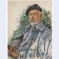 Portrait of mr cobb