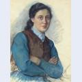 Portrait of mrs beilitz