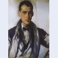 Portrait of sergei rostislavovich ernst