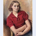 Portrait of the artist s daughter