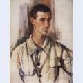 Portrait of v m dukelsky