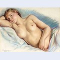 Reclining nude 5