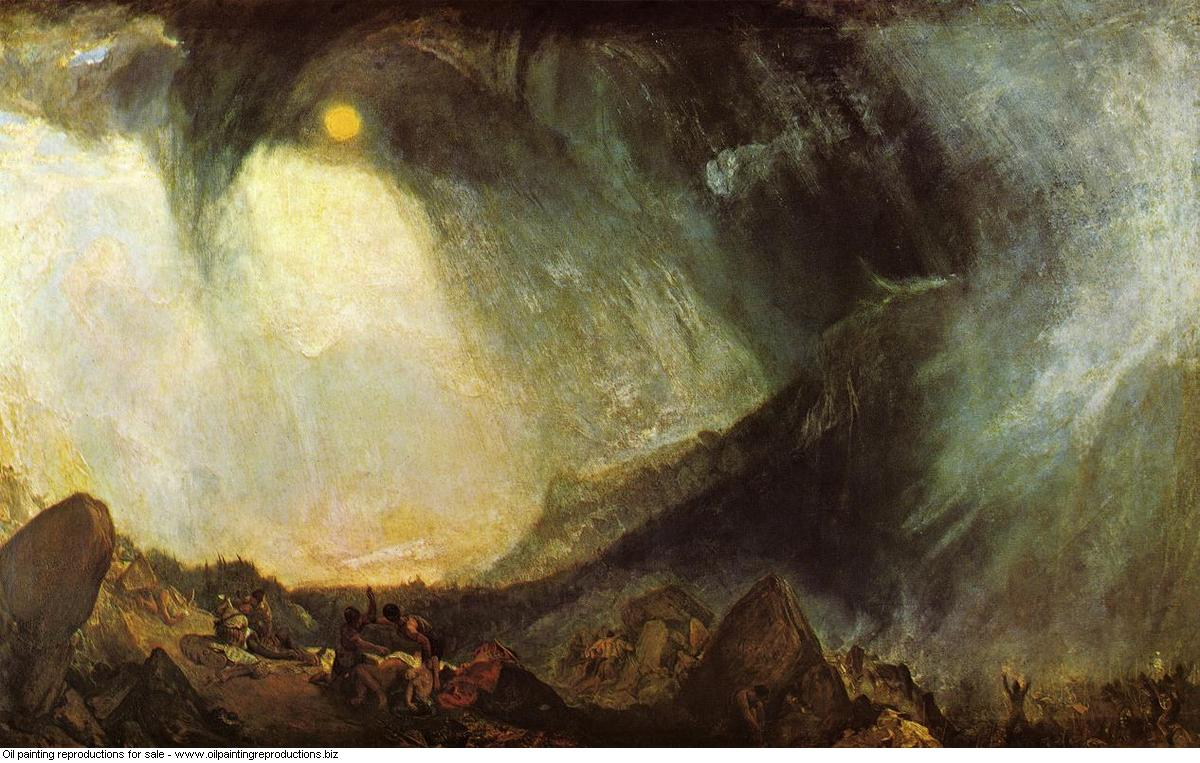 an analysis of the works of francisco goya eugene delacroix and joseph mallord william turner